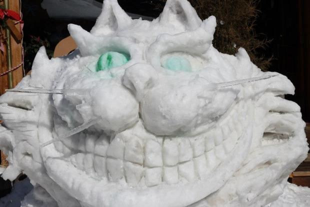 The Cheshire Cat.