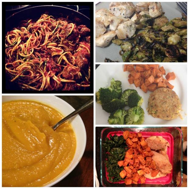 Week #2 Meals!